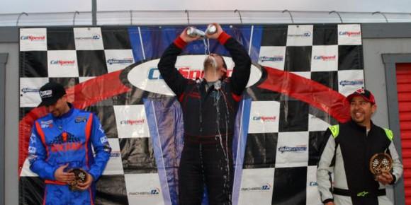Sprint 2016 Rd 1 podium