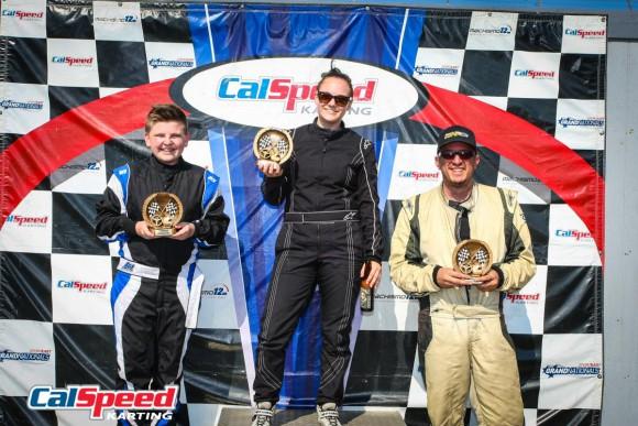 Sprint 2016-5 podium