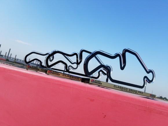 Classico GP trophies