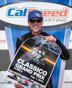 Sergio Bravo Classico GP win
