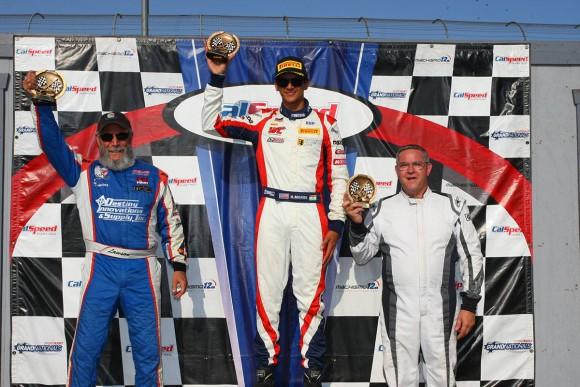 Sprint 2016-6 podium