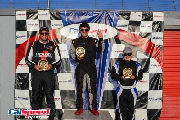 Sprint 2016-8 podium