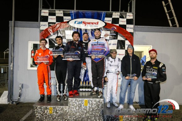 Super Sport Podium: (1) The New Day, (2) T4 Autosport Powered by PBR, (3) T4/CS